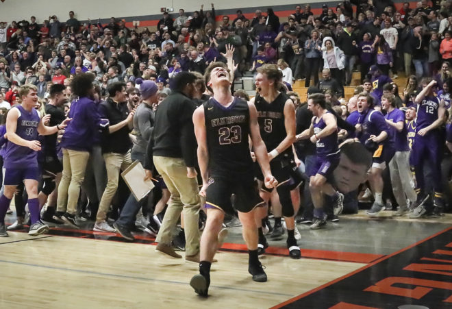 BREAKING: Elkhorn clips Westosha on buzzer beater, battles for state Saturday