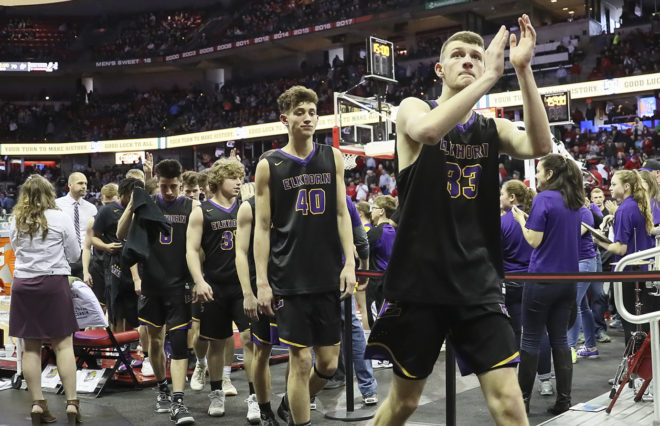 STATE BASKETBALL: Elkhorn hangs tough, but Nicolet runs away in 2nd half