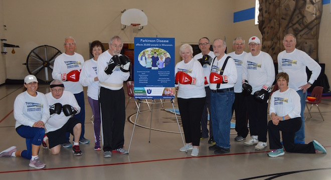 Boxing program empowers people living with Parkinson's disease