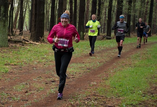 Ice Age Trail 50 run is this weekend