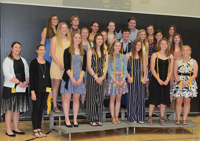Class of 2019 recognized for accomplishments