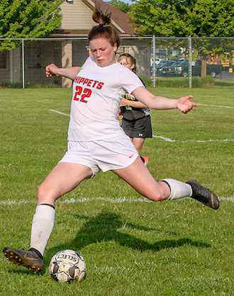 WHS' soccer season ends in second round