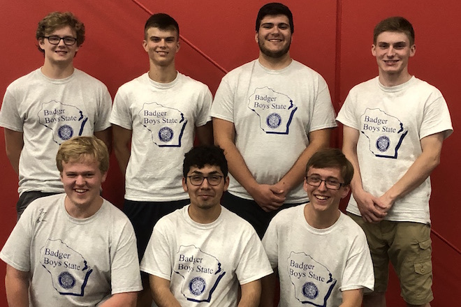 Several DDHS students attend Badger State