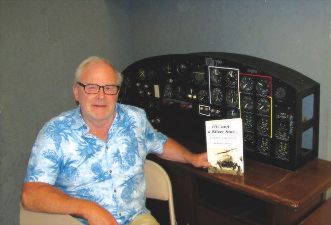 Local author pens compelling, humorous novel about Vietnam