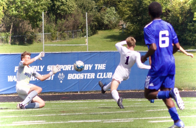 Possession a focus for EAHS soccer