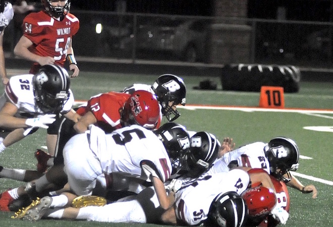 Elks no match for the Badgers