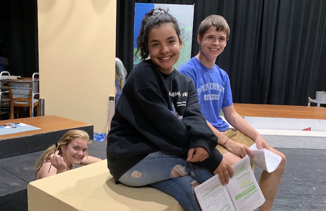 One Act play contest kicks off Elks homecoming