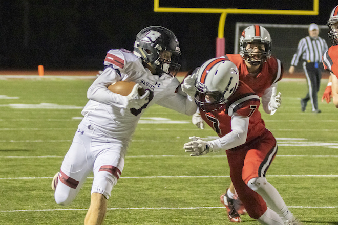 Badger falls to Grove in overtime