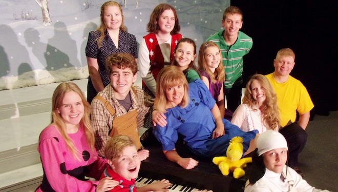 'A Charlie Brown Christmas' to be performed