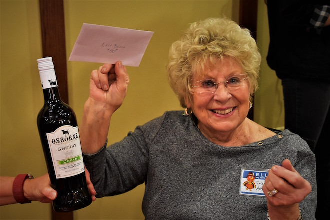 Bunco Bonanza winner