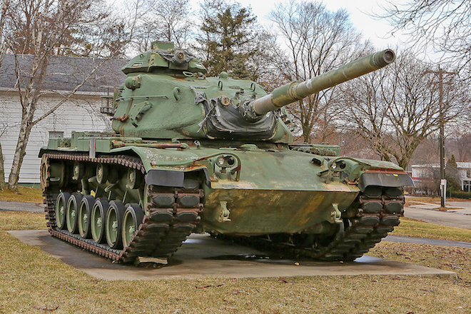 Legion looks to bring tank to Elkhorn
