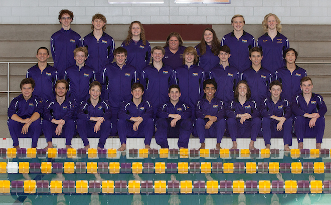 Elks swim well in season's final home meet