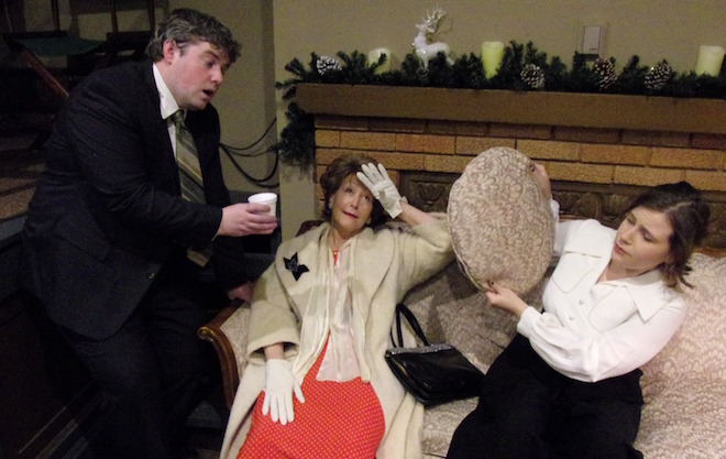Players to present 'Barefoot in the Park'