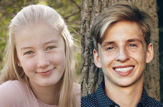 Rotary recognizes DDHS students of the month