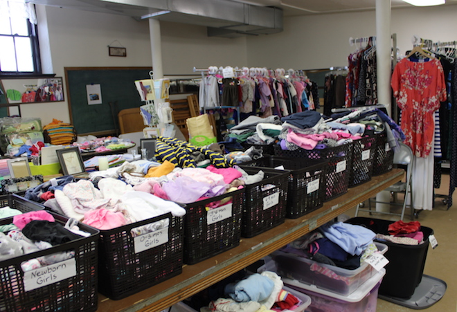 Community Closet seeks to help those in need