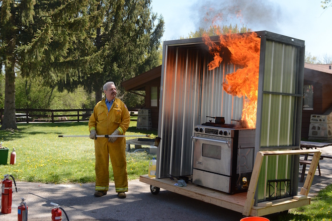 Fire Department spaghetti dinner set for May 2