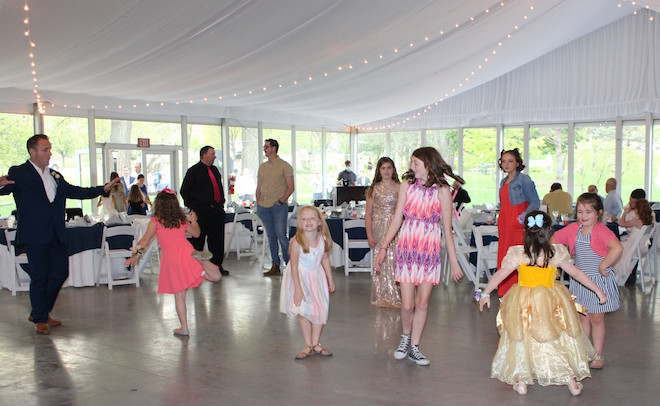 Dancing the night away – safely