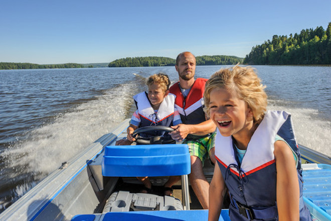 Boat sober, wear your life jacket this holiday weekend