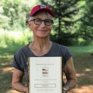 Area resident honored by DNR